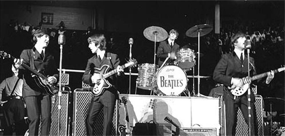 The Beatles In Pittsburgh
