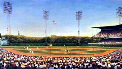 Image result for Forbes Field 1953 baseball photos