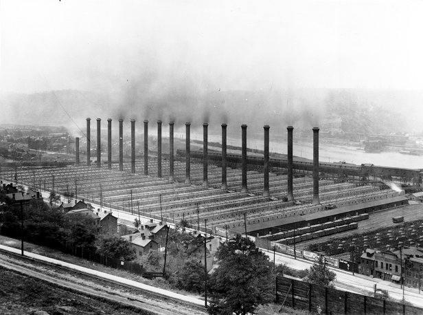 Pittsburgh Steel Mills