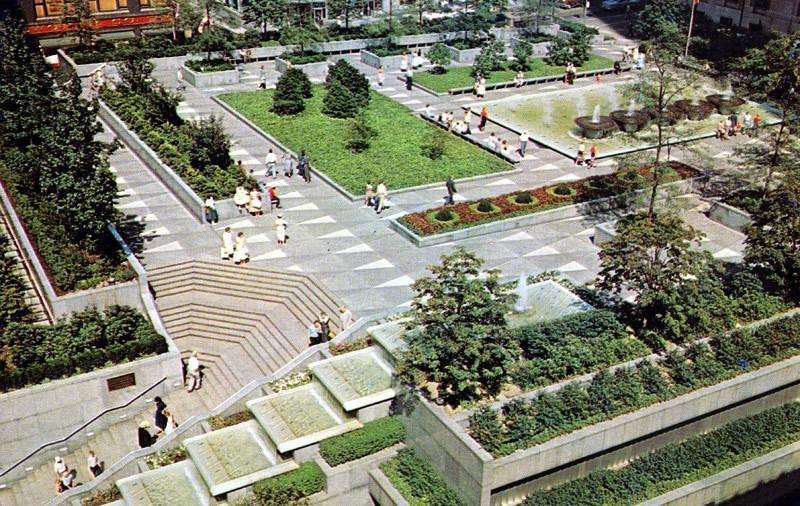Mellon Square Plaza
