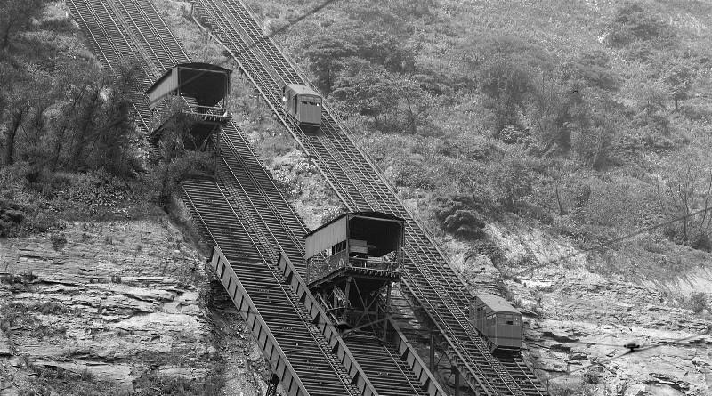 The Monongahela Freight and Passenger Inclines in