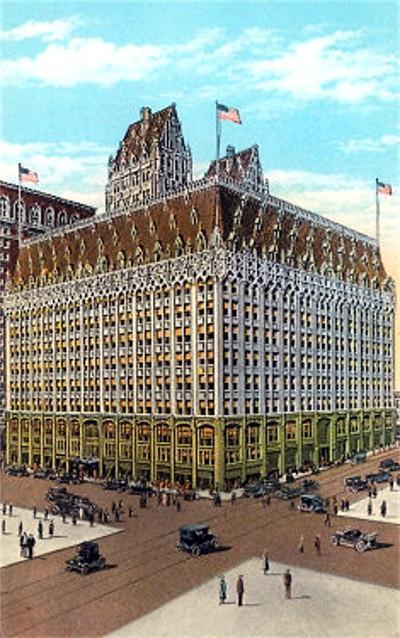 Union Arcade Union Trust Building