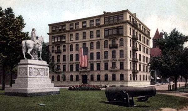 The Presbyterian Hospital