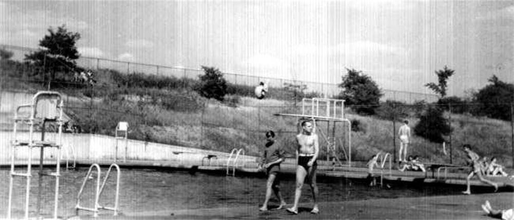 Moore Park Pool Then And Now