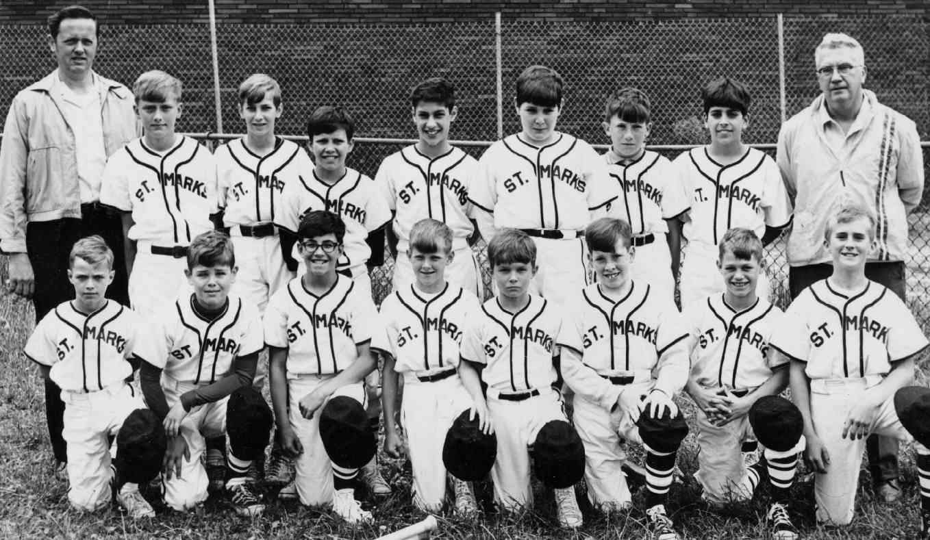1970 Brookline Baseball Year In Review