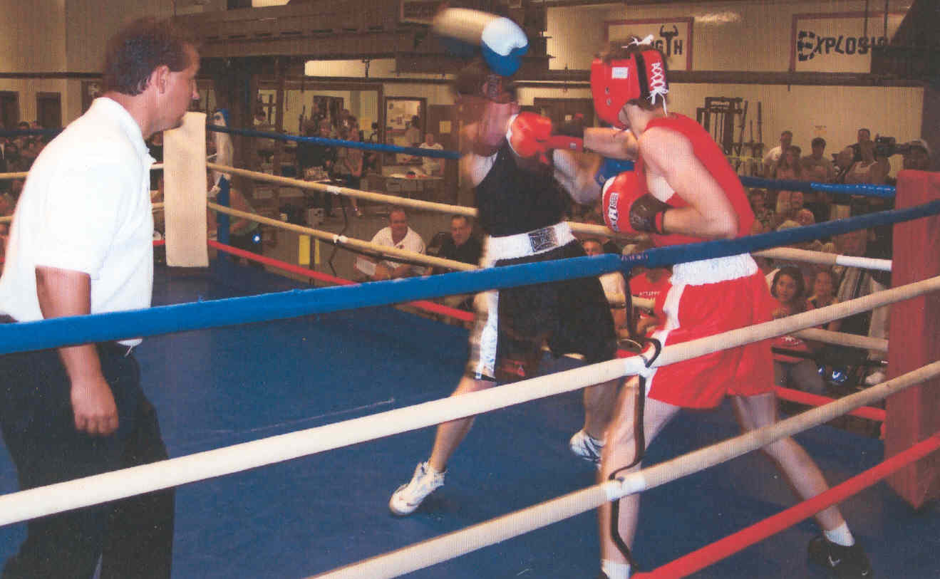 Wolfpack Boxing Club - Pittsburgh
