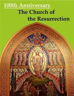 Resurrection 100th Anniversary Book Cover