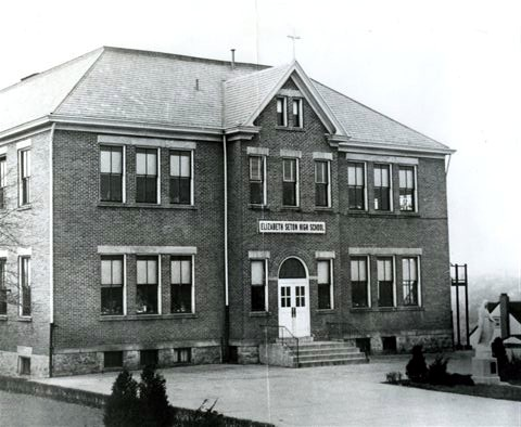 Elizabeth Seton High School 1948